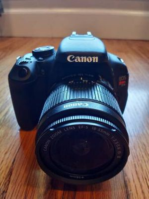 Canon t3i for Sale in Rockville, MD