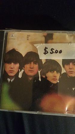 Beatles cds Thumbnail