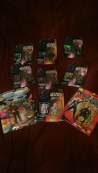 Star wars and x-men figure pack for Sale in Silver Spring, MD