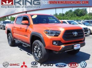 2016 Toyota Tacoma for Sale in Rockville, MD