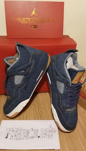 JORDANS LIMITED EDITION LEVIS 5 for Sale in Bronx, NY