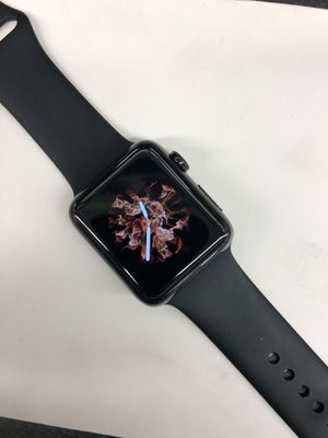 Apple Watch Series 3 STAINLESS STEEL 42mm LTE for Sale in Los Angeles, CA