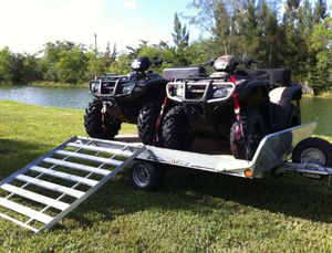2xATVs 2007Foreman 5OO for Sale in Seattle, WA