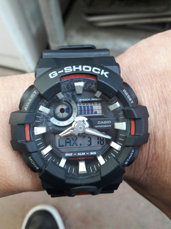 new styles 713ab 5f0a4 G-shock 5522 GA-700 for Sale in Los Angeles, CA - OfferUp