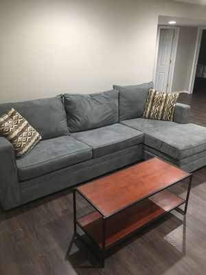 Sofa/ couch and coffee table for Sale in Alexandria, VA