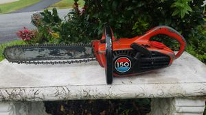 """HOMELITE 150 AUTOMATIC 16"""" CHAINSAW for Sale in Inwood, WV"""
