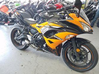 2019 KAWASAKI EX650 ABS  Clean Title Motorcycle 9154 Miles Thumbnail