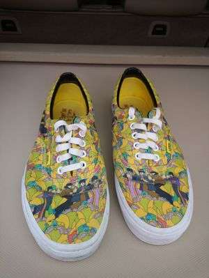 Vans special beatle edition sz 9.5 for Sale in Great Falls, VA