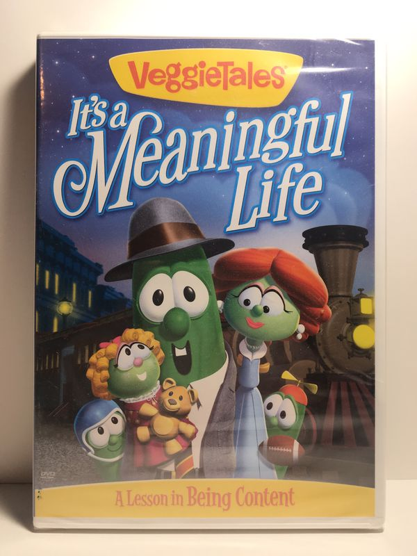 Veggietales It's A Meaningful Life (DVD,2010) Widescreen/Fullscreen Sealed  NEW! for Sale in Norwalk, CA - OfferUp