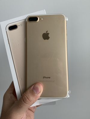 iPhone 7 Plus 256 GB unlocked brand new for Sale in Chantilly, VA