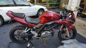 07 Suzuki sv650s for Sale in Richmond, VA