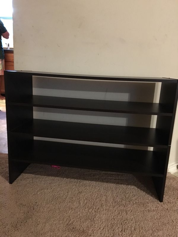 Black Shoe Rack For Sale In Chesterfield Mo Offerup