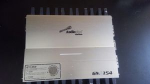 Audio set up plug and play amps speakers capacitor for Sale in Azalea Park, FL