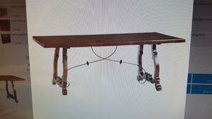 Trestle Table and Sideboard for Sale in Schuyler, VA