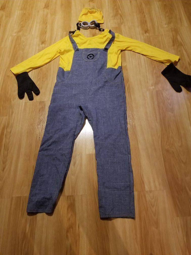 Boys Minion costume