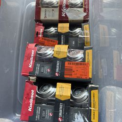 Kwikset 985 Series Satin Nickel Double Cylinder Deadbolt Featuring SmartKey Security Thumbnail