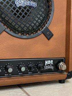 HOG 30 By PIGNOSE - BASS GUITAR AMPLIFIER *LIKE NEW* | Missing POWER Cord Thumbnail