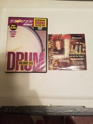 Instructional drum DVD's for Sale in Davenport, FL
