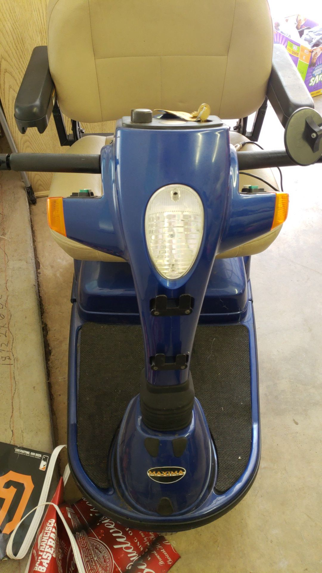 Maxima Scooter