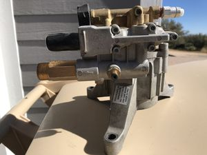Water pump for pressure washer for Sale in Scottsdale, AZ