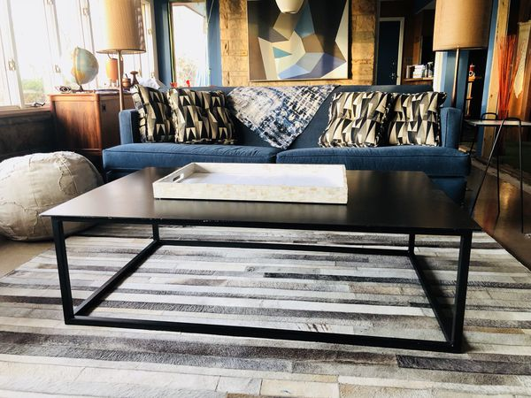 Restoration Hardware Mercer Coffee Table For Sale In Bolingbrook Il Offerup