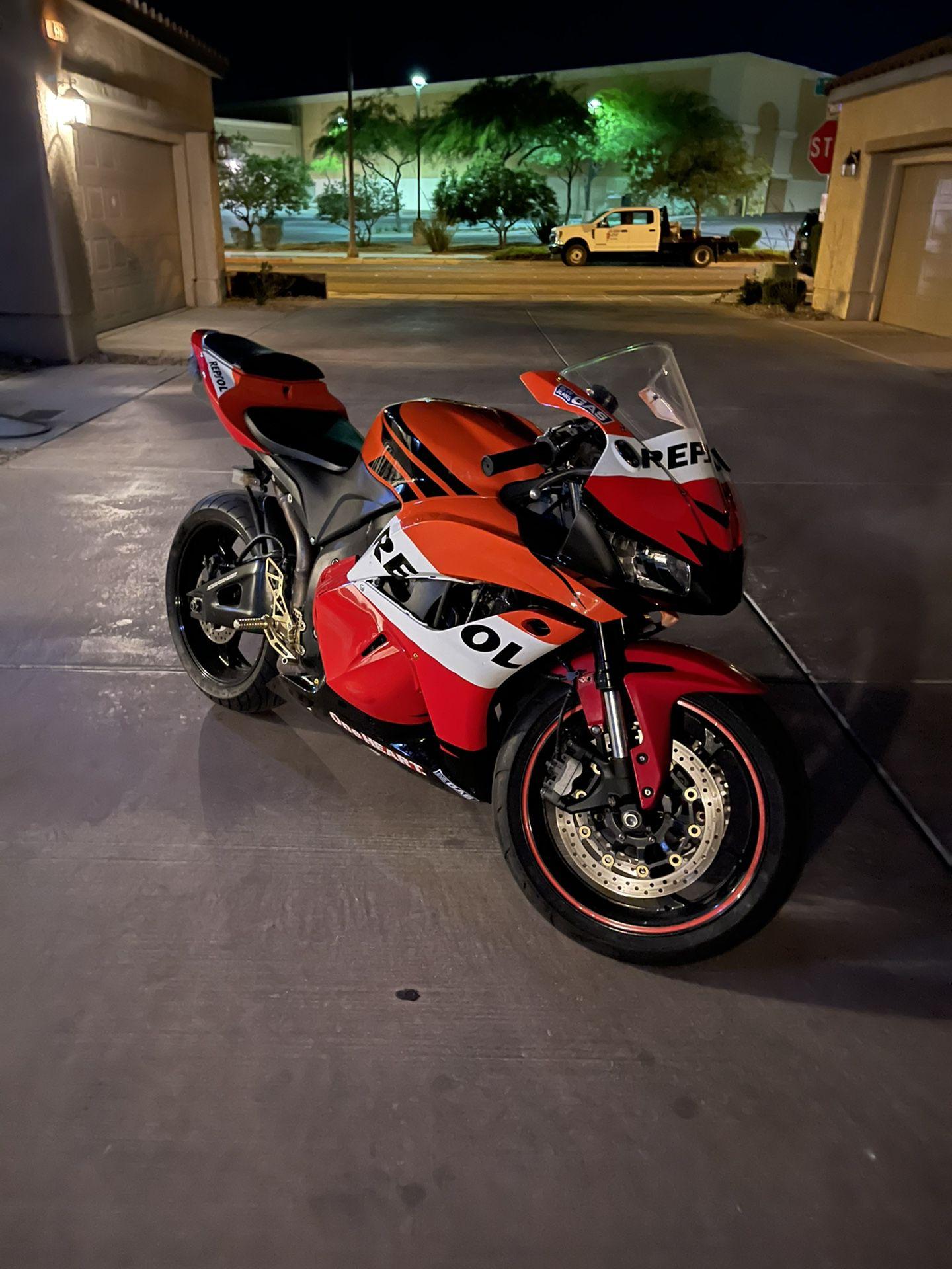 Photo 2009 Honda 600RR