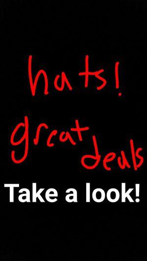 Hats! Great deals for Sale in Phoenix, AZ