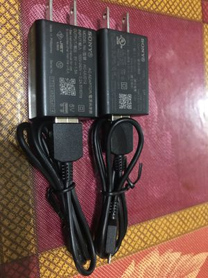 Brand new Sony camera chargers !!! Model AC-UUD12 for Sale in Washington, DC