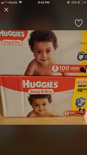 Diaper brand new 2 for $40 for Sale in Herndon, VA