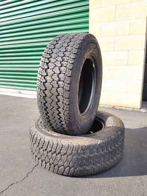 Photo 17 Goodyear Wrangler Kevlar all Terrain tires