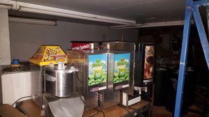 Batch of commercial restaurant equipment. for Sale in Detroit, MI
