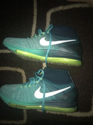 Green Nike Training/Running shoes for Sale in Springfield, VA