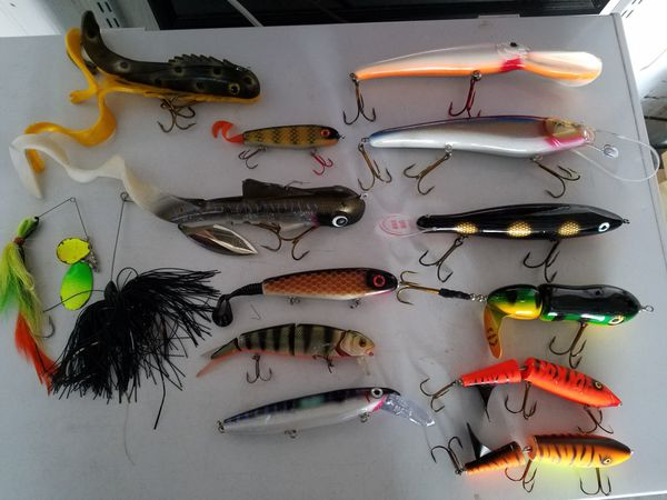 dfdcdf21d43 14 Musky Lures for Sale in Lake Villa, IL - OfferUp