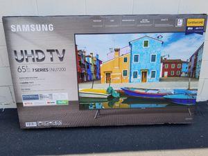 Brand New Brand New 65 Samsung 7 Series Nu7200 For Sale In Matthews Nc Offerup