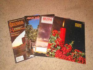Vintage Arizona Highway Magazine's ~ Collector Magazine's for Sale in Laveen Village, AZ