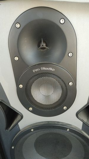 Two pro audio speakers for Sale in Delano, CA