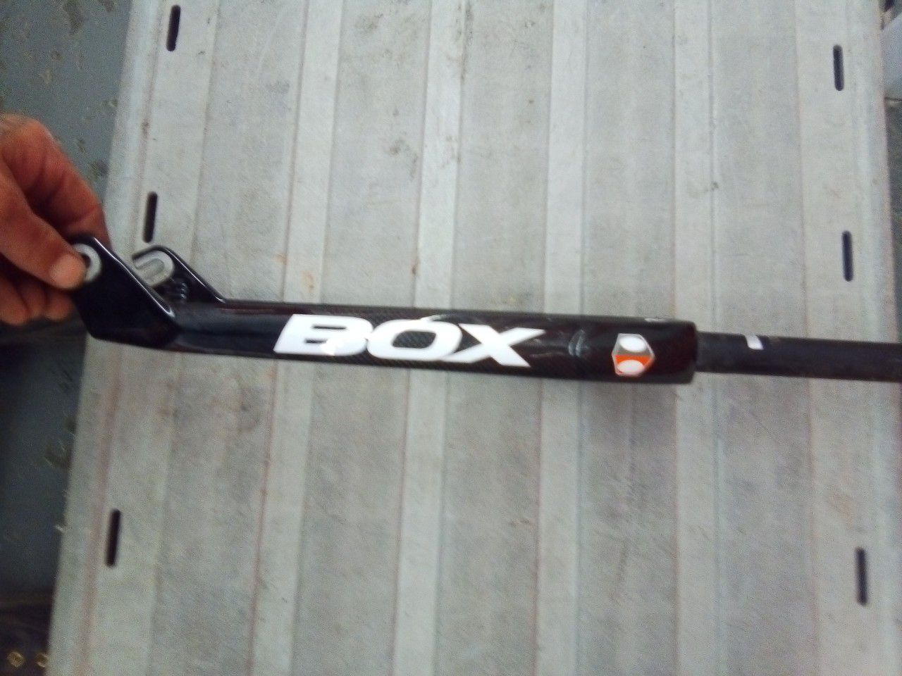 Box carbon forx