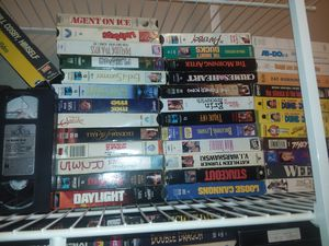 VHS-Tapes for Sale in Raleigh, NC