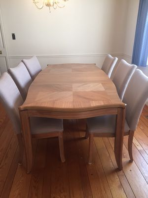 Dining Table set with China Cabinet for Sale in North Bethesda, MD