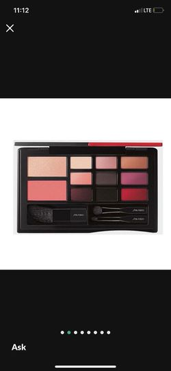 Shiseido Light As Air Eye, Cheek & Lip Palette NEW serious inquires only please Low offers will be ignored Pick up location in the city of Pico Riv Thumbnail