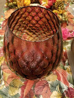 7718b17f8f3e Handblown Italy amethyst glass vase 1960 for Sale in Miamisburg