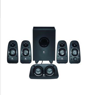 Logitech Surround Sound Speaker System for Sale in Silver Spring, MD