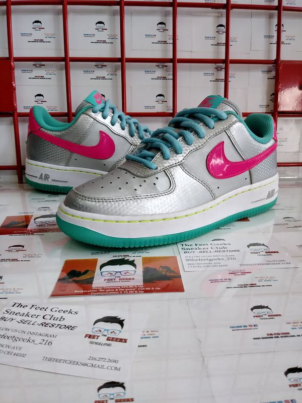 16ee48ff3 Nike Air Force 1 Low Youth Shoes Size 4.5y for Sale in Cleveland, OH ...