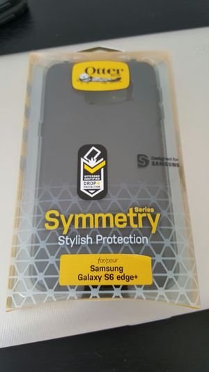 Otterbox Symmetry Samsung Galaxy S6 edge plus for Sale in Midlothian, VA
