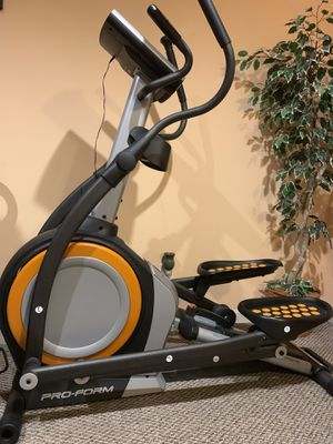 ProForm Elliptical exercise machine for Sale in Bristow, VA
