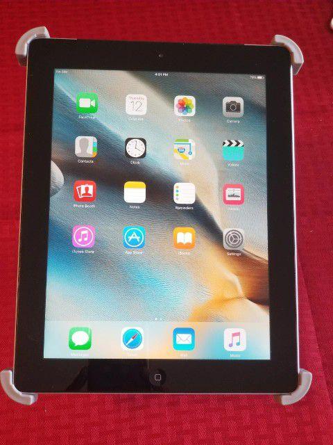 iPad 4, iCloud Unlocked
