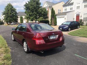 2006 Honda Accord exl ( first owner ) for Sale in Manassas, VA