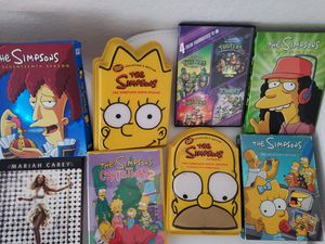 CDs video The Simpsons and more for Sale in Winter Garden, FL