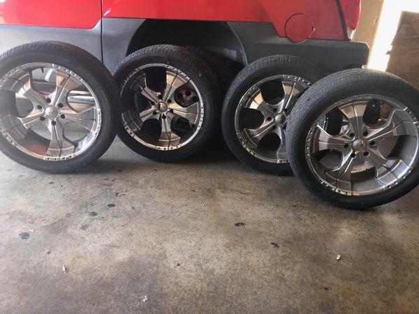 Gmc Costa Mesa >> 4 Wheels 22 for Sale in Costa Mesa, CA - OfferUp