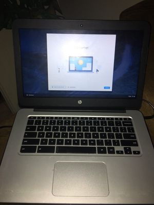 Hp chromebook laptop for Sale in Laytonsville, MD